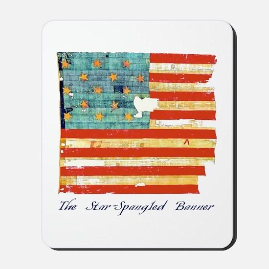 """Star-Spangled Banner"" Mousepad"