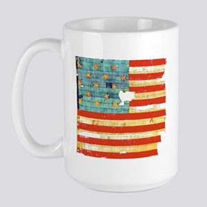 Star-Spangled Banner Large Mug