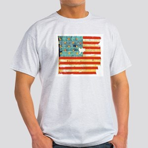 Star-Spangled Banner Light T-Shirt