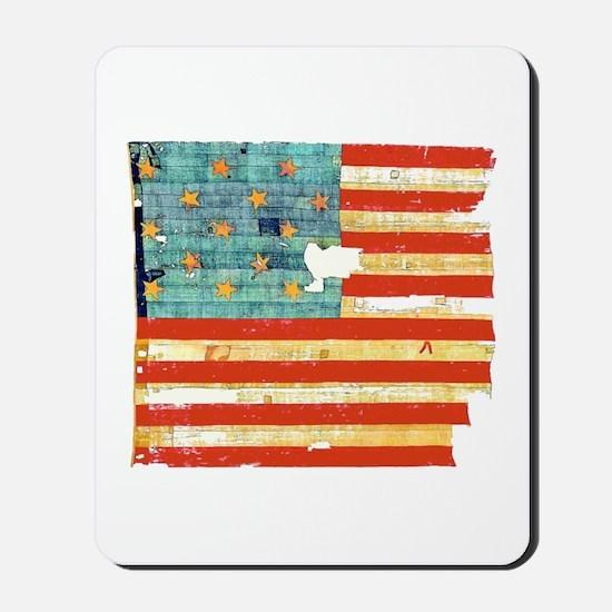 Star-Spangled Banner Mousepad