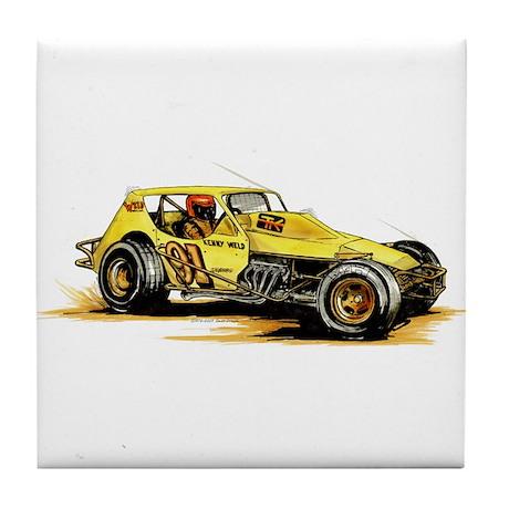 91 Kenny Weld Tile Coaster