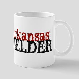 Arkansas Welder Mug