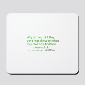 Directions Mousepad