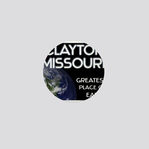 clayton missouri - greatest place on earth Mini Bu