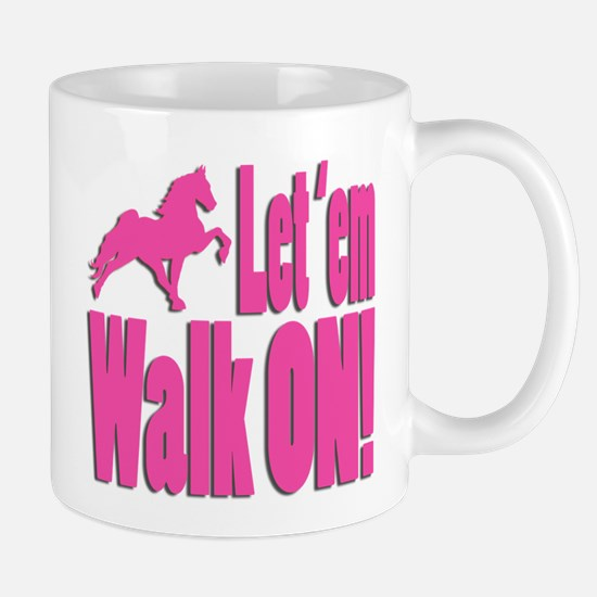 Unique Tennessee walking horse Mug