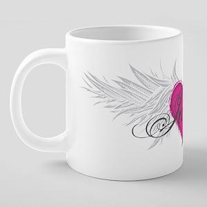 My Sweet Angel Jaylin 20 oz Ceramic Mega Mug