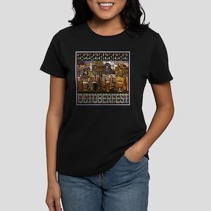 OKtoberfest Best Women's Dark T-Shirt