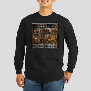OKtoberfest Best Long Sleeve Dark T-Shirt