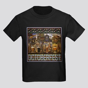 OKtoberfest Best Kids Dark T-Shirt