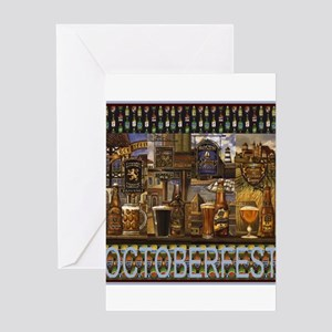 OKtoberfest Best Greeting Card