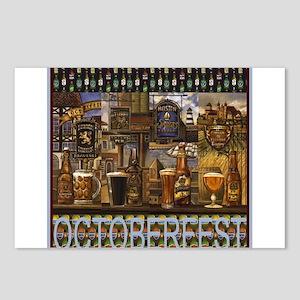 OKtoberfest Best Postcards (Package of 8)