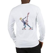 Jammin' Jeremy Long Sleeve T-Shirt