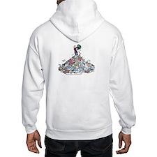 Jeremy's Backpack Hooded Sweatshirt