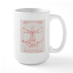 Da Vinci Jeremy Large Mug
