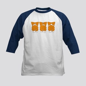 Sable Cardigan Kids Baseball Jersey