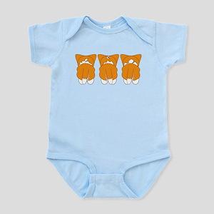 Sable Cardigan Infant Bodysuit