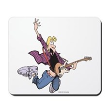 Rock Star Jeremy Mousepad