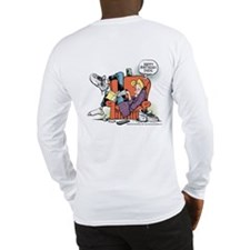 Happy Birthday Jeremy Long Sleeve T-Shirt