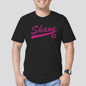 Team Shane L Word Men's Fitted T-Shirt (dark)