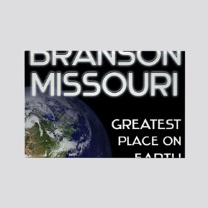 branson missouri - greatest place on earth Rectang