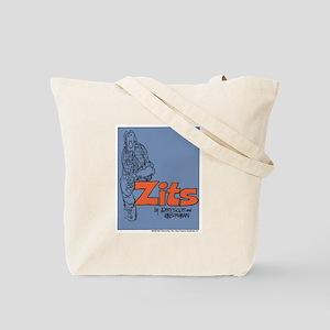 Thoughtful Jeremy Logo Tote Bag