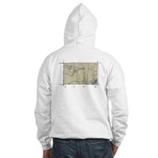 Jeremy Box Logo Hooded Sweatshirt