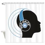 Pop-Daze Shower Curtain