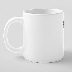 Chemosabe-White 20 oz Ceramic Mega Mug