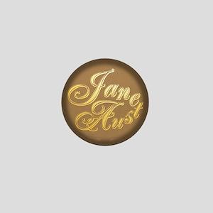 JaneAusten Mini Button