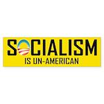 Socialism Bumper Sticker