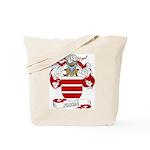 Jordà Coat of Arms Tote Bag