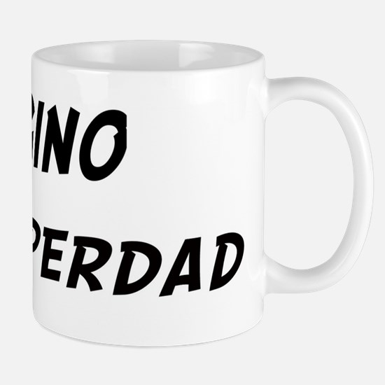 Gino is Superdad Mug
