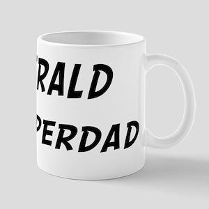 Gerald is Superdad Mug