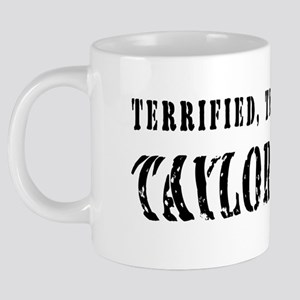 Tayloreized 004 20 oz Ceramic Mega Mug