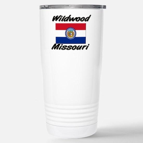 Wildwood Missouri Stainless Steel Travel Mug