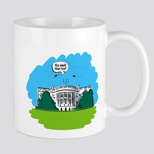 You smell that too? Mug