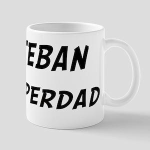 Esteban is Superdad Mug
