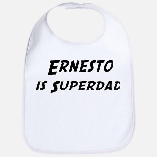 Ernesto is Superdad Bib