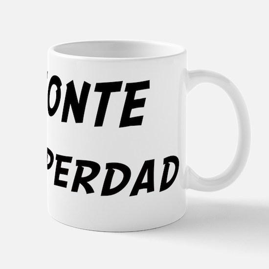 Deonte is Superdad Mug