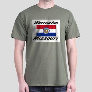 Warrenton Missouri Dark T-Shirt