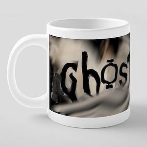 mug ghost hunter 2 20 oz Ceramic Mega Mug