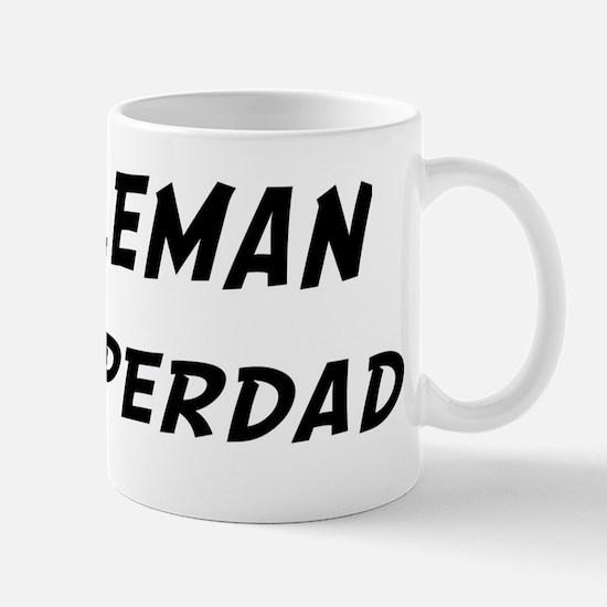 Coleman is Superdad Mug