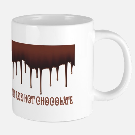 Instant Happiness.png 20 oz Ceramic Mega Mug