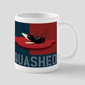 Squashed Mug
