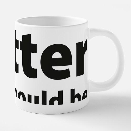 hotterGlWarming1A.png 20 oz Ceramic Mega Mug