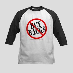 No Buy Backs! Kids Baseball Jersey