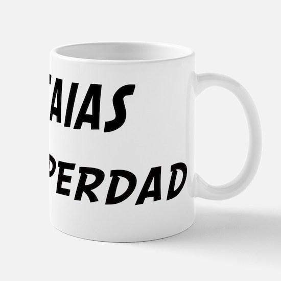 Isaias is Superdad Mug