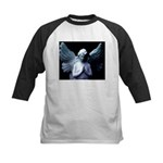 New Orleans cemetery angel Kids Baseball Jersey