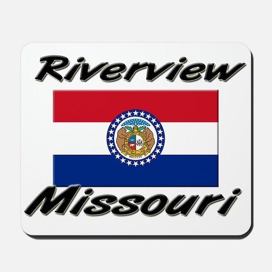 Riverview Missouri Mousepad
