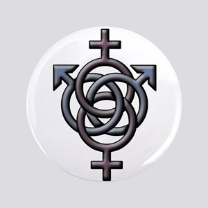 "Swingers Symbol 3.5"" Button"